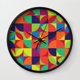 Cyclical No. 1 Wall Clock