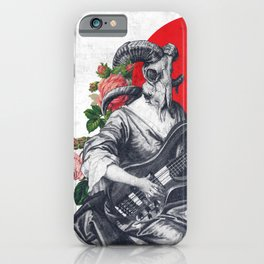 Royal Pose iPhone Case