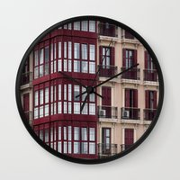 architecture Wall Clocks featuring architecture by LaiaDivolsPhotography