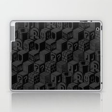 SUPER MARIO BLOCK-OUT! Laptop & iPad Skin