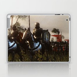 Medieval Army in Battle Laptop & iPad Skin
