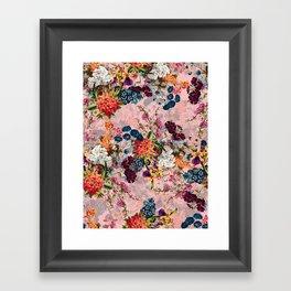 Summer Botanical Garden VIII - II Framed Art Print