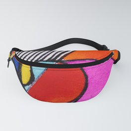 Magical Thinking 7A6 by Kathy Morton Stanion Fanny Pack