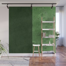 Green Vibes Wall Mural