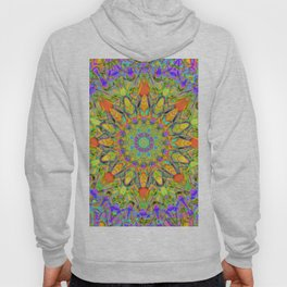 Abstract Flower AAA QQ YYY Hoody