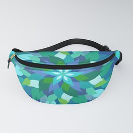 Healing Leaves Fanny Pack