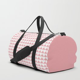 Heart pattern / pink icing Duffle Bag