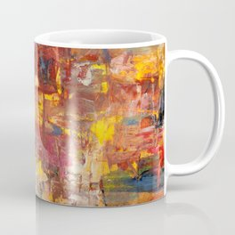 Medieval Village Coffee Mug