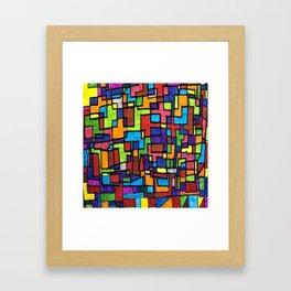 PATTERN-688 Framed Art Print