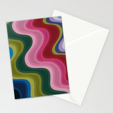 Abstraction 2 Stationery Cards