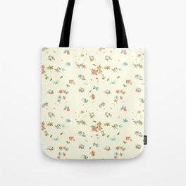 Polyhedral Dice- Beach Rose Tote Bag