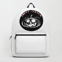 Pumpkin:Treat or Trick Backpack