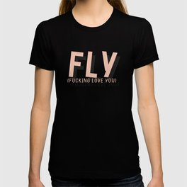 FLY - Typography T-shirt