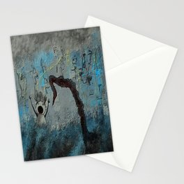 Drowning in Guilt Stationery Cards