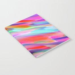 Colorful digital art splashing G399 Notebook