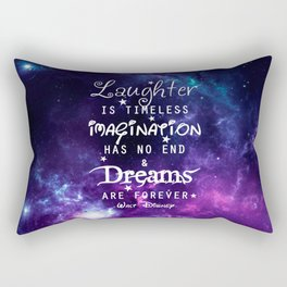 Quote Rectangular Pillow