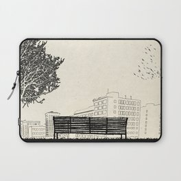 Tom's Favourite Spot —Angels Knoll Park, LA —(500) Days of Summer Laptop Sleeve