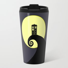 Tardis Nightmare Travel Mug