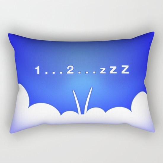 Enter Cloud Sleep Rectangular Pillow