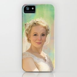 Mary Morstan iPhone Case