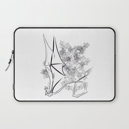 The Happy Dragon Laptop Sleeve