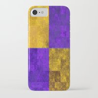 lakers iPhone & iPod Cases featuring LA-kers by Ramo