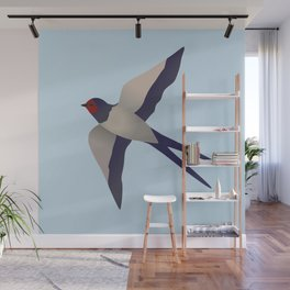 Farmers swallow Wall Mural
