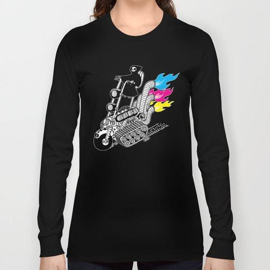 Grim Hellraiser Long Sleeve T-shirt