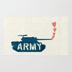 The Love Army Rug