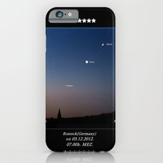 Southeast sky before sunset. iPhone 6s Slim Case