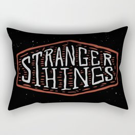 Strange Things Rectangular Pillow