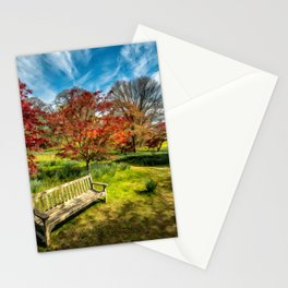 Autumn Break Stationery Cards