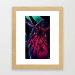 Lacuna Framed Art Print