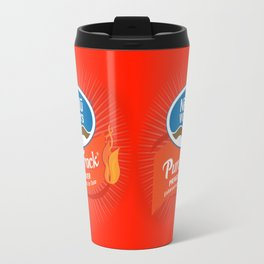 New SpillProof Cap Travel Mug