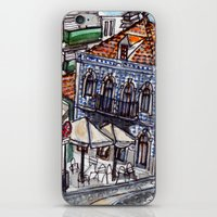 portugal iPhone & iPod Skins featuring Buarcos, Portugal by Claire Nelson-Esch