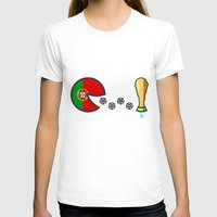 portugal T-shirts featuring Portugal by onejyoo