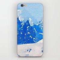 alaska iPhone & iPod Skins featuring Alaska by Acacia Alaska
