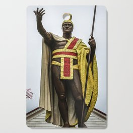King Kamehameha Cutting Board