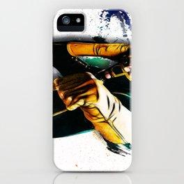 Dave Lizewski iPhone Case