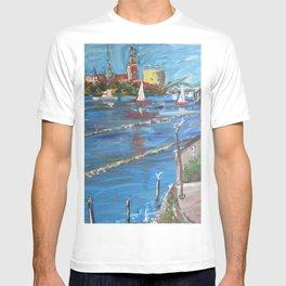 Expression Rīga, Latvia T-shirt