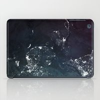 asia iPad Cases featuring Asia UpsideDown by Marco Bagni