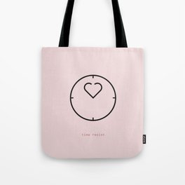 time resist Tote Bag