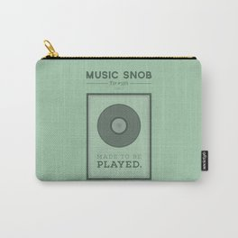 Made to be Played — Music Snob Tip #33⅓ A Carry-All Pouch