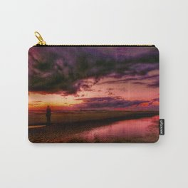 Another place at sunset Carry-All Pouch