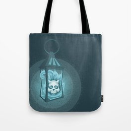 Will-o'-the-wisp Tote Bag