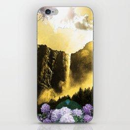 Mist of Bridalveil Fall iPhone Skin