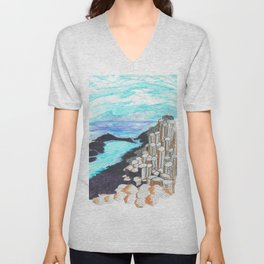 The Giants Causeway Unisex V-Neck