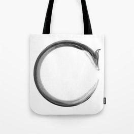CalmFox Enso Tote Bag