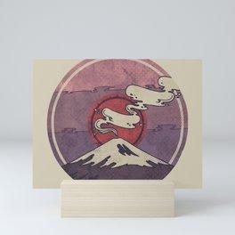 Fuji Mini Art Print