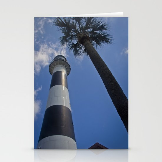 Cape Canaveral Lighthouse Stationery Cards